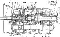 КПП 154 КАМАЗ